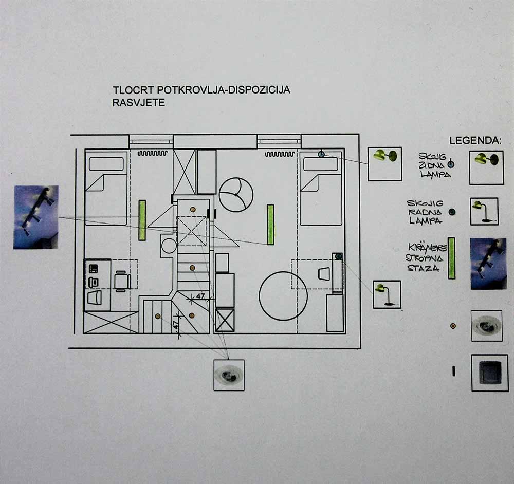 Dizajn interijera Osijek