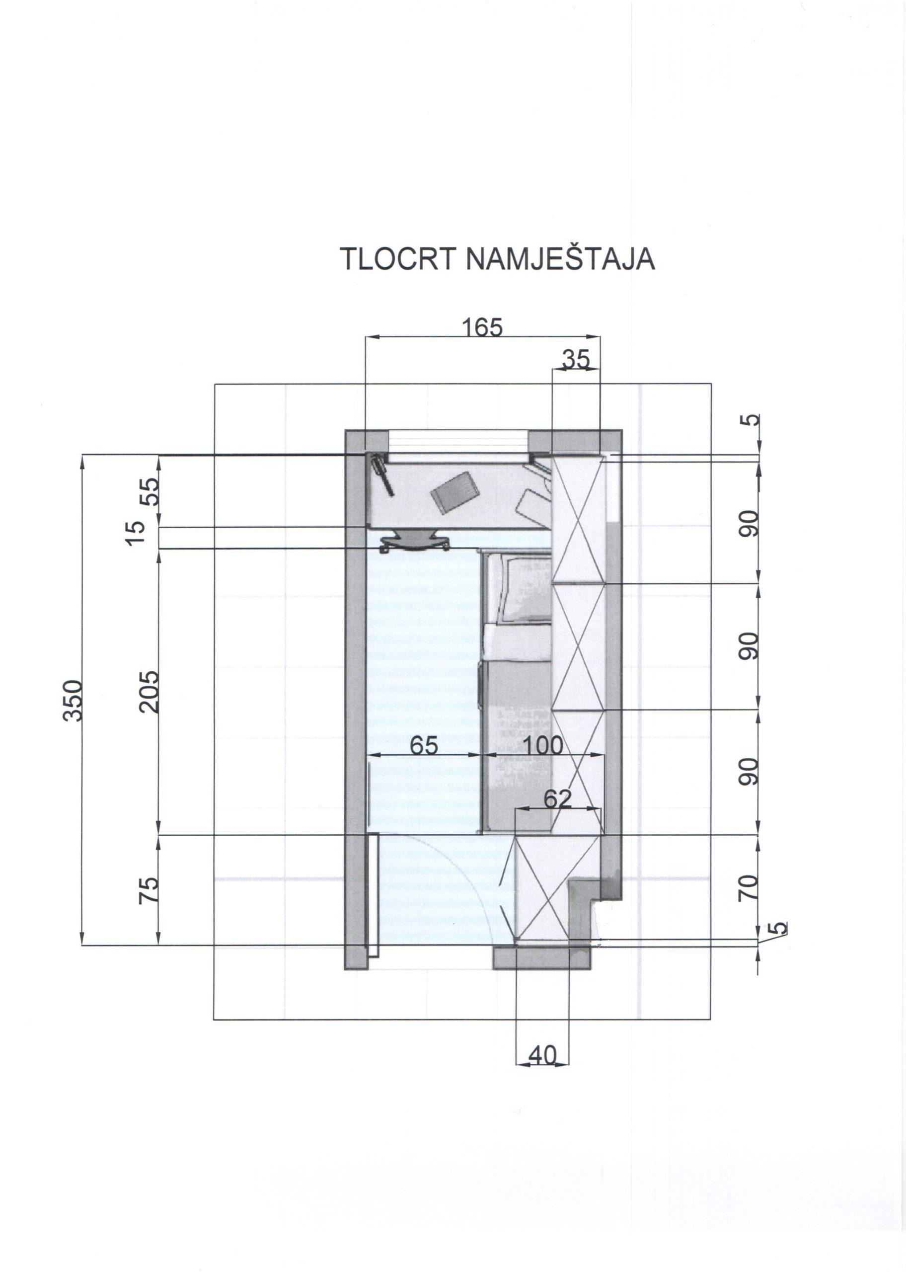 Dizajn interijara Osijek