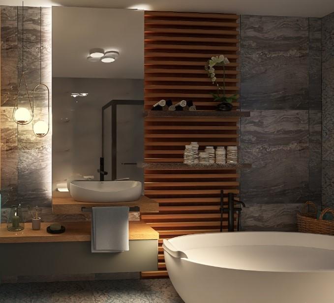 Kupaonica 3D nacrt